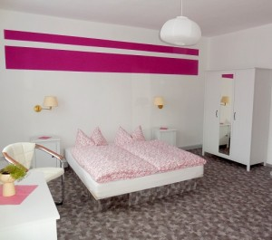 Zimmervermietung - Doppelzimmer