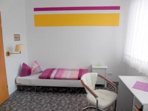 Zimmervermietung - Einzelzimmer
