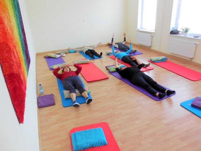 Yoga, Tai-Chi, Chi Gong